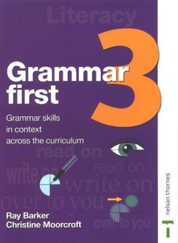 Download Grammar First