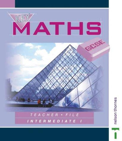 Download Key Maths GCSE (Key Maths)