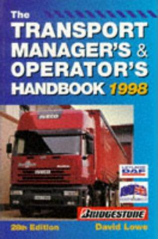 The Transport Manager's and Operator's Handbook