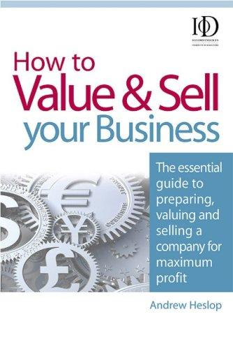 Download How to Value and Sell Your Business
