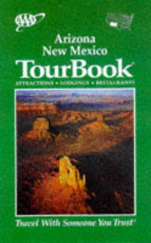 Arizona-New Mexico (AAA TourBooks)