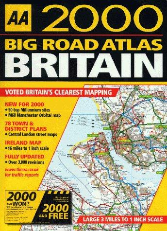 Download Big Road Atlas Britain (AA Atlases)