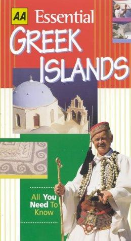 Essential Greek Islands (AA Essential)