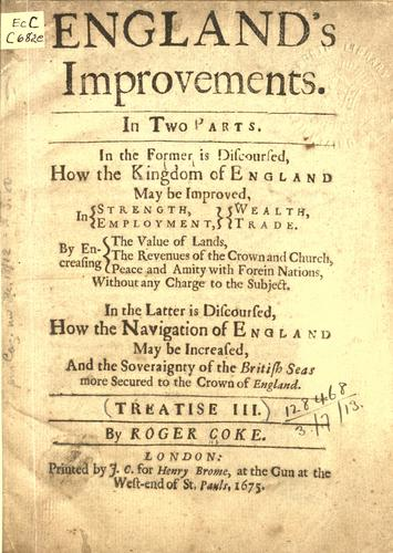Download England's improvements
