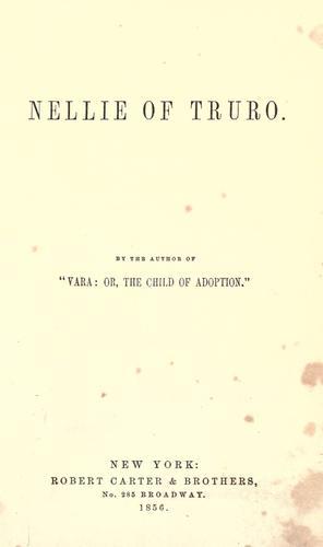 Nellie of Truro.