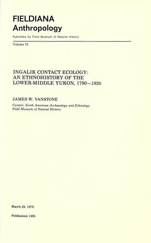 Ingalik contact ecology