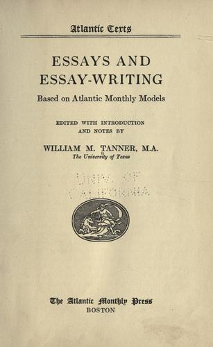 Download Essays and essay-writing