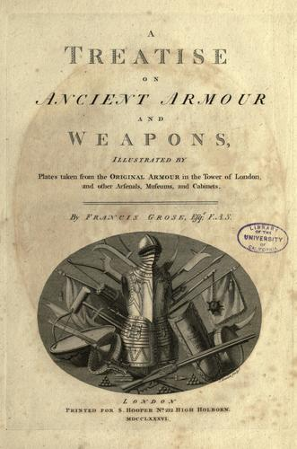 Download A treatise on ancient armour and weapons