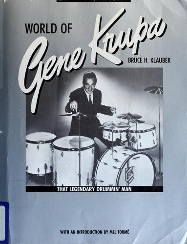 Download World of Gene Krupa
