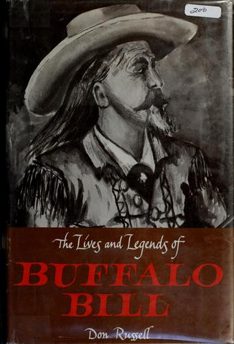 Download The lives and legends of Buffalo Bill. —
