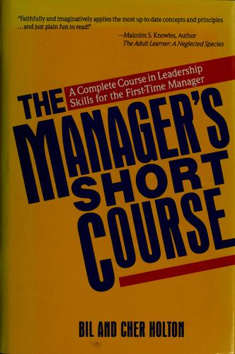 Download The manager's short course