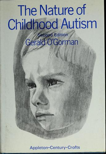 Download The nature of childhood autism.