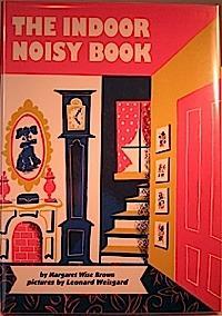 The indoor noisy book.