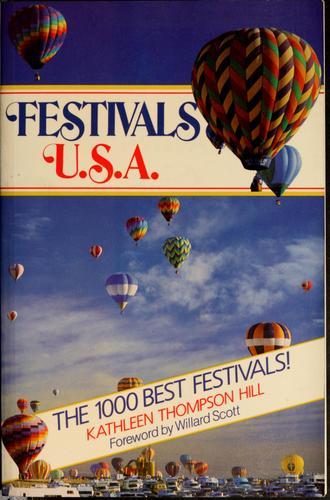 Festivals U.S.A.