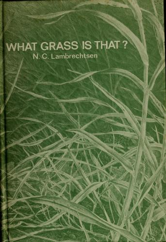 Download What grass is that?