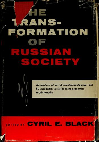 The transformation of Russian society