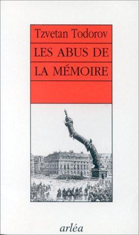 Les abus de la mémoire