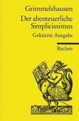 Download Der Abenteuerliche Simplicissimus
