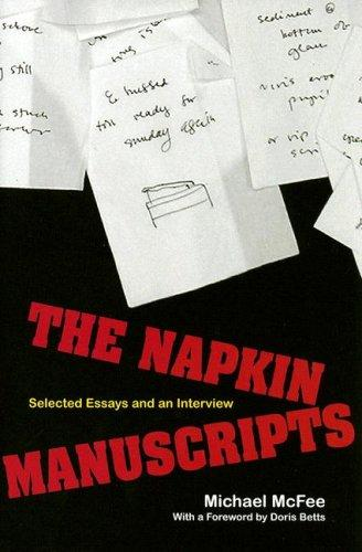 Download The Napkin Manuscripts