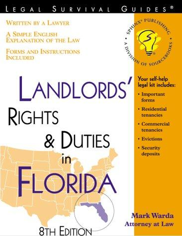 Landlords' Rights and Duties in Florida