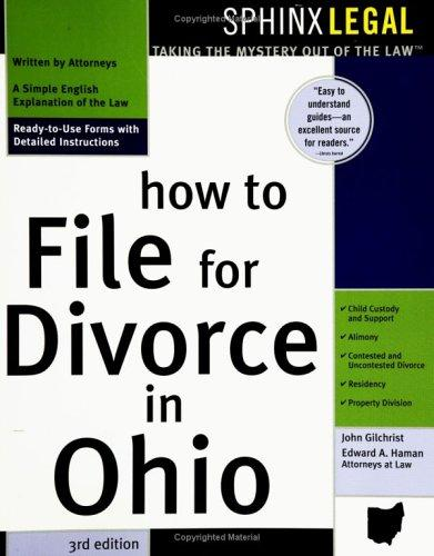 Download How to file for divorce in Ohio