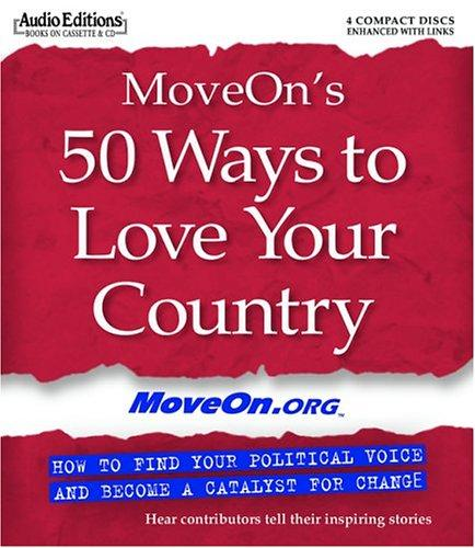 Download MoveOn's 50 Ways to Love Your Country