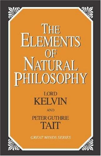 Download The elements of natural philosophy