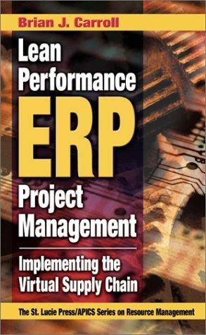 Download Lean Performance ERP Project Management