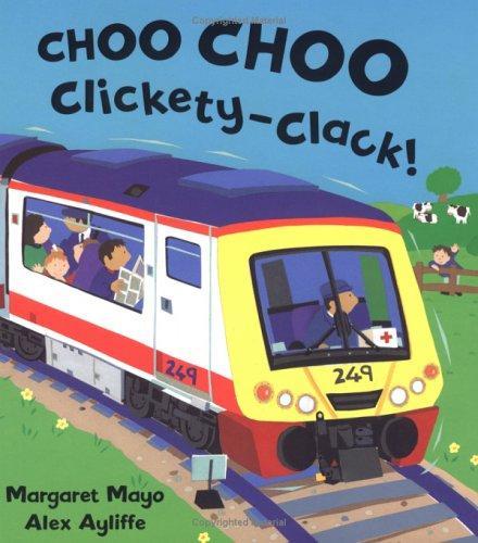 Choo choo clickety-clack!