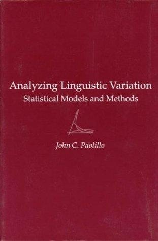 Analyzing Linguistic Variation