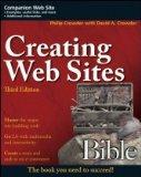 Creating web sites bible