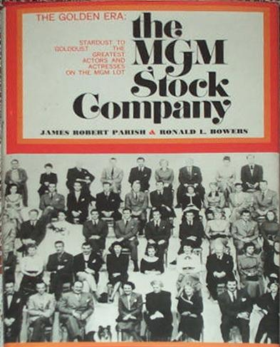 The MGM stock company