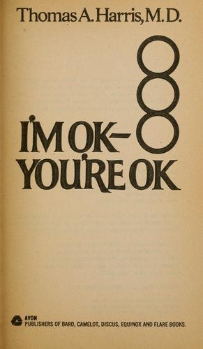 Download I'm OK, you're OK