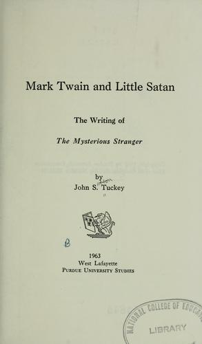 Mark Twain and little Satan