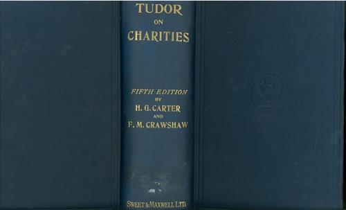 Tudor on charities