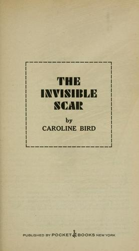 Download The invisible scar.