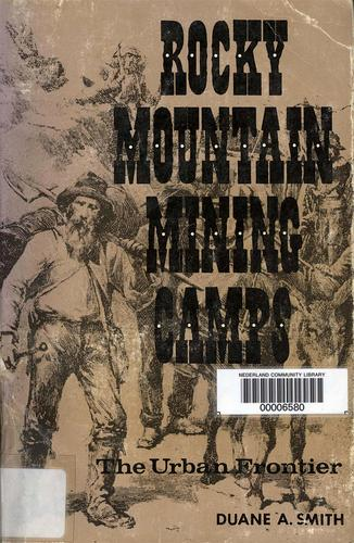 Download Rocky Mountain mining camps