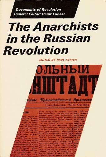 Download The anarchists in the Russian revolution.
