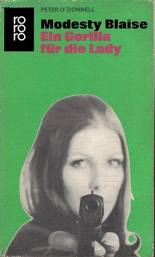 Modesty Blaise: Ein Gorilla für die Lady