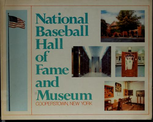 Download National Baseball Hall of Fame and Museum, Cooperstown, New York.