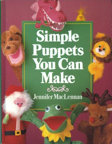 Simple puppets you can make.
