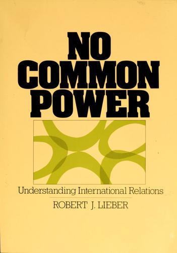 No common power