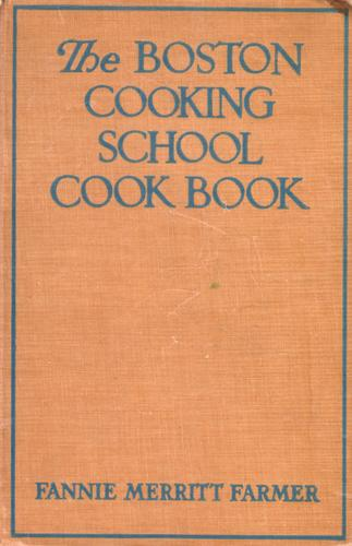 Download The Boston cooking-school cook book
