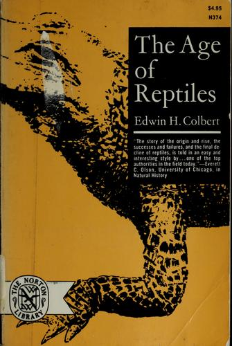Download The age of reptiles