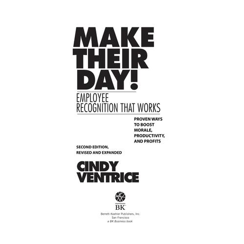 Make Their Day by Cindy Ventrice