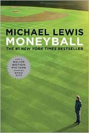 Book Cover: 'Moneyball' by Michael Lewis