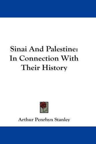 Download Sinai And Palestine