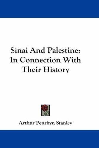 Download Sinai And Palestine