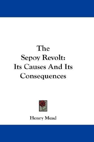 The Sepoy Revolt