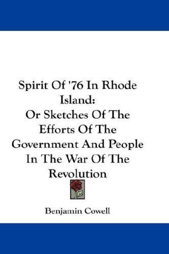 Spirit Of '76 In Rhode Island